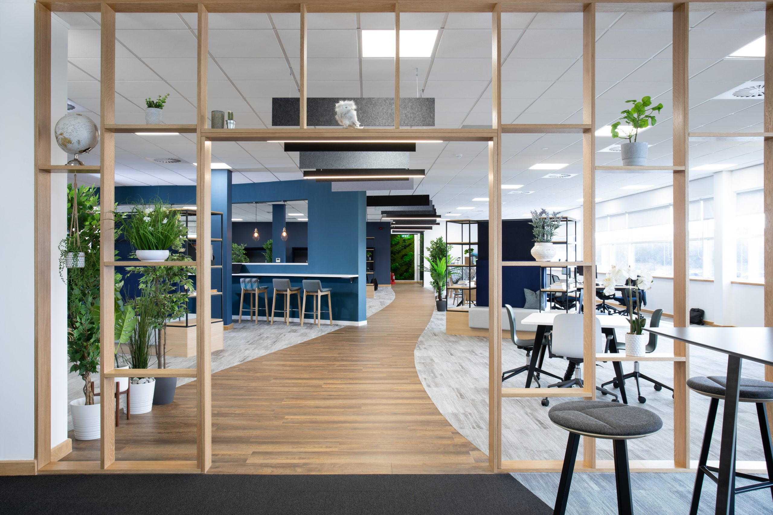 Creative Office Space for Your Company
