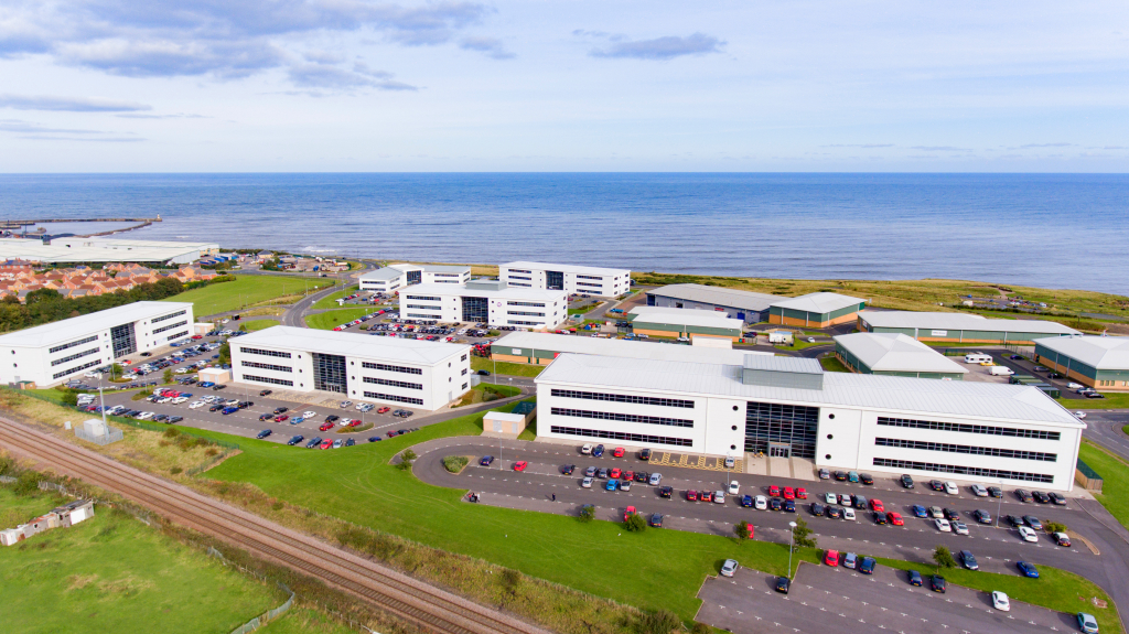 Office Space with sea views in the North East